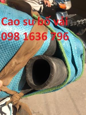 Cung cấp ống cao su bố vải, ống cao su bố thép, ống cao su mành thép, ống cáo su lõi thép giá rẻ