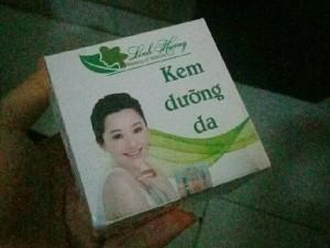 Mĩ phẩm dưỡng trắng da Linh Hương