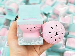 Bông Rửa Mặt Bạch Tuộc Hàn Quốc