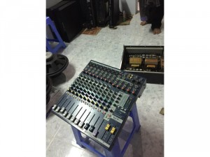 Mixer Soundcraft efx 8line