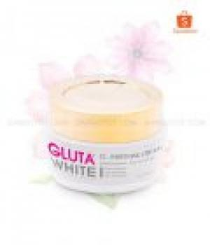 Kem Dưỡng Da Hoàn Hảo Gluta White cc - Whitening  Cream