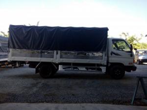 Gía xe dothanh hd99 tại cần thơ. Thùng kèo mui bạt tải 6500kg