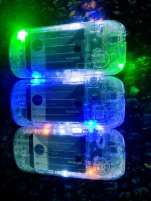 Nokia 1280 độ led , độ led nhạc