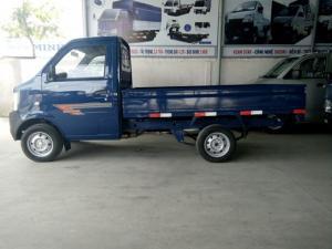 Xe tải nhẹ 870kg DongBen 2017 thùng dài 2450m. Giá xe tải nhẹ tại cần thơ