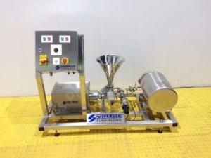 Máy nhũ hóa hệ bột/lỏng Silverson