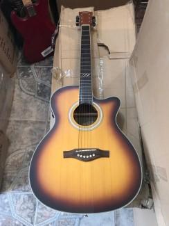 Đàn guitar Eko TRI 018 EQ Nhập khẩu chính...