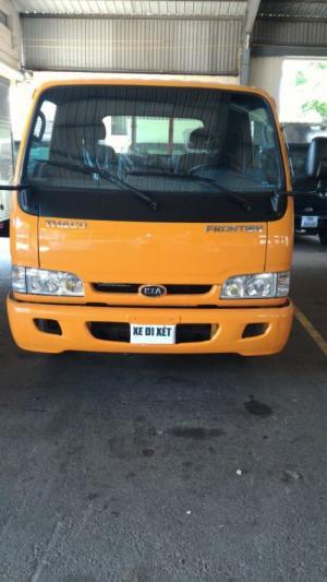 Tây ninh,bán xe tải kia 2.4 tấn cũ, mới, giá xe kia 2,4 tấn cũ mới, kia cũ 2.4 tấn giá rẻ, trả góp, kia 2.4 tấn cũ