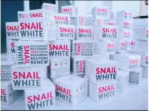 Kem dưỡng trắng da snail white 250ml