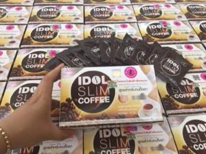 Cafe giảm cân idol slim cofe