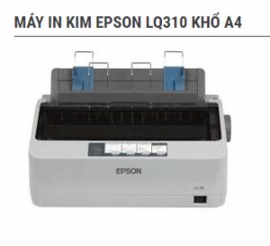 Máy in kim Epson LQ310 (chuyên in hóa đơn 3 liên)