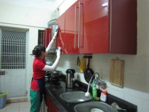 Dịch vụ nấu ăn dọn nhà ,vp cho đỡ chật theo giờ tiện ích