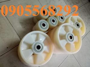 Bán bánh xe nâng tay Đà Nẵng Quảng Ngãi QUảng Trị Quảng Bình Huế QUảng Nam