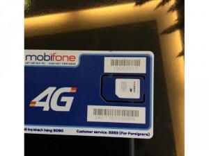 Sim khủng long 4G mobifone miễn phí 1năm