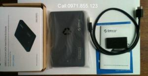 HDD BOX 2599US3 hàng chính hãng ORICO