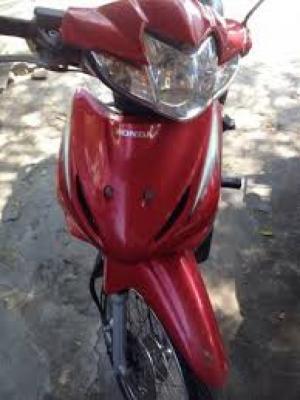 Honda Wave S màu đỏ, chính chủ Bến Tre