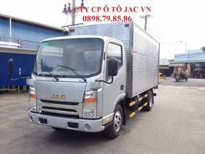 Xe tải JAC 1.99T-xe tải giá tốt-bảo hành 5 năm
