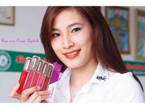 Son môi gấc và son kem TRẦN MAO