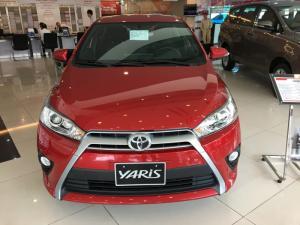 *GỌI NGAY* Toyota Yaris 2017 giá SẬP SÀN - Cơ hội sở hữu xe