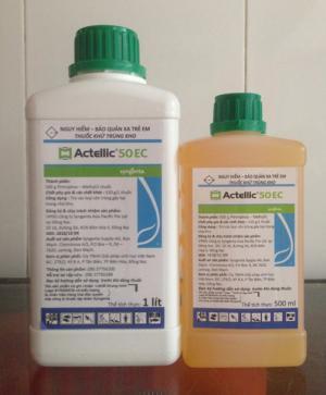 Thuốc diệt côn trùng hữu hiệu Actellic