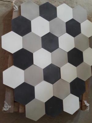 Gạch lục giác- gạch bông 20x20