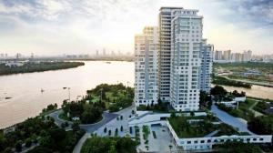 Duplex siêu sang 3PN ven sông Đảo Kim Cương diện tích rộng