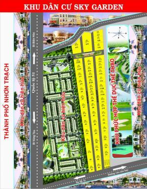Sở hữu ngay nền đất gần Vincom & sân bay Long Thành