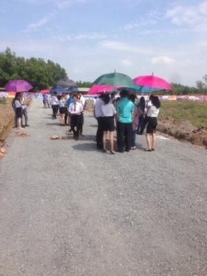Khởi Công Sân Bay Long Thành - Đất Nền Long Phước Đang Hot Lên Từng Ngày