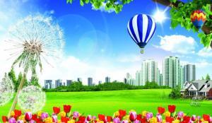 Tranh hoa cỏ 3d