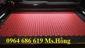 Máy laser cắt vải, máy laser cắt vải da công nghiệp
