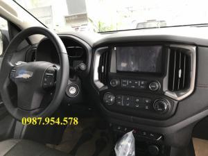 Dinh Xe Chevrolet Colorado- Lãi Suất Ưu Đãi
