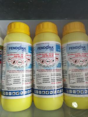 Thuốc diệt côn trùng hàng đầu Fendona 10SC - Trừ mối Trọng Tín