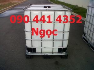 Bồn nhựa ibc 1000lít giá sỉ,tank nhựa chất lượng hàng chất lượng chưa qua sử dụng và qua sử dụng tại TPHCM