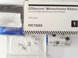 Ruy băng đen EDISecure DIC 10203- DCP 240+/340+