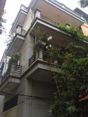 Bán nhà Văn Quán Hà Đông 4 tầng x 35m2