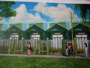 Nhà mới xây, nhà đẹp, , DT đất: 110 m2, DT nhà 60 m2, giá bán 298 Triệu, nhà có 2 phòng ngủ, 1 phòng khách, 1 nhà bếp, 1 tolet.