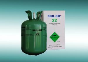 Gas máy lạnh R-22 Sun-air chai 22,7kg