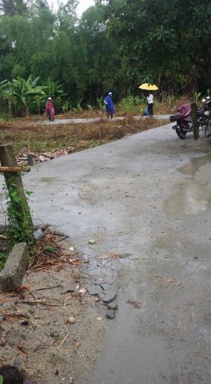 Bán đất khu dân cư chiết bi  đối diện Phú Mỹ Thượng
