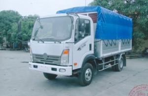 Xe tải Isuzu 5.85 tấn lắp ráp CKD