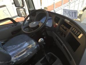 Xe tải Dongfeng 4 chân (8x4) nhập khẩu nguyên chiếc