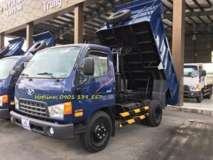 Xe ben HD99 thùng ngắn 6 tấn đời 2017