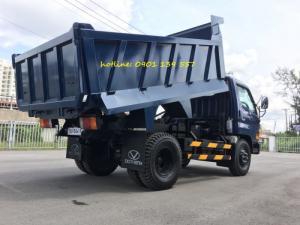 HD99 tải tự đổ 5 khối 6 tấn đời 2017