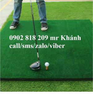Thảm tập golf 2D