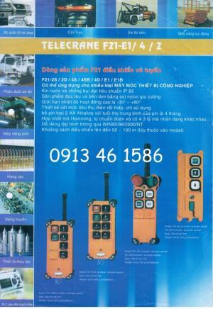 Pa lăng cáp điện nhập khẩu chính hãng
