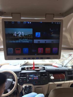 Màn hình DVD Android cho xe  Ford Transit/ Focus giá tốt nhất thị trường
