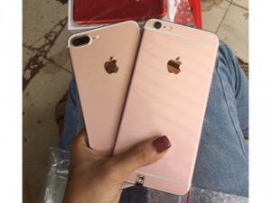 7 Plus rose 32gb