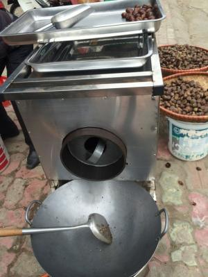 Hạt dẻ rang nóng, rang Bơ đặc sản Cao Bằng tại Hà Nội