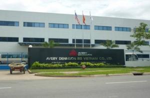 Decal Xuyên Sáng Của Avery Dennison Thương Hiệu Của Mỹ