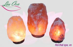 Đèn xông tinh dầu, đá muối xông chân