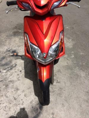 Yamaha luvias 125 màu do xe dep