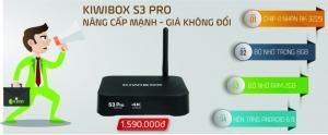 TV thông minh 2017 - Kiwibox S3 Pro